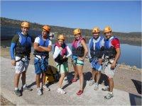 Adventure team