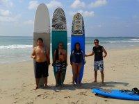 Tours de surf