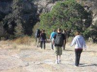 Excursion de caminata