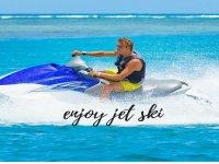 enjoy jet ski
