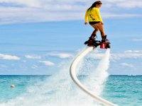 Flyboard in the Caribbean