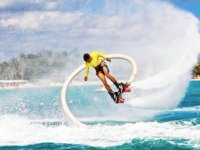 Flyboard with flyboard