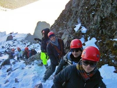 Mexico Climbing