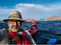 Ruta de kayak por la Bahía de la Paz