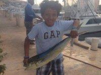 Los peques tambien pesca