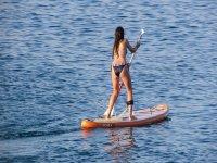 Paddle surf en Baja California