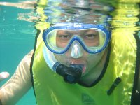 Experiencia única haciendo snorkel en el Mar de Cortés