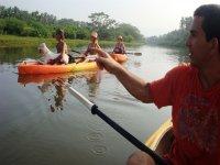 Tours de kayak
