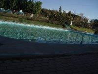 Spring water pools
