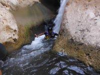 Cuidado con la cascada