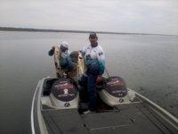 Pescando en lancha