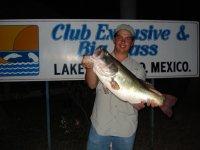 Fishing in the club