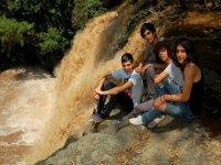 Bottom waterfalls