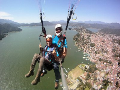 2-day stay in Valle de Bravo with a flight