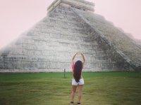 Piramides maya