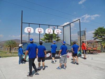 4 access park, climbing and food in Cuernavaca
