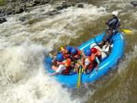 rafting and adventure