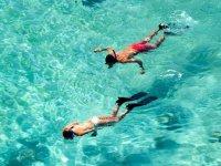 Snorkel (kids price), Los Cabos.