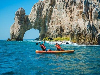 Tour en Kayak y snorkel por Los Cabos 2 horas