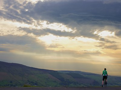 Cielo Arriba Ciclismo de Montaña