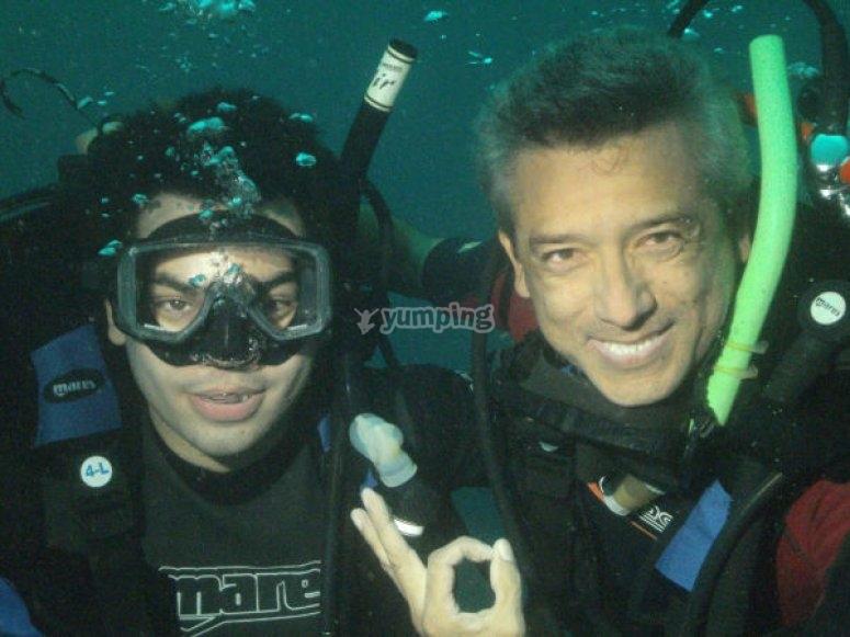 Descubre el Fascinante Mundo Submarino