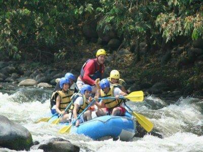 Naturaleza Extrema Expediciones Rafting