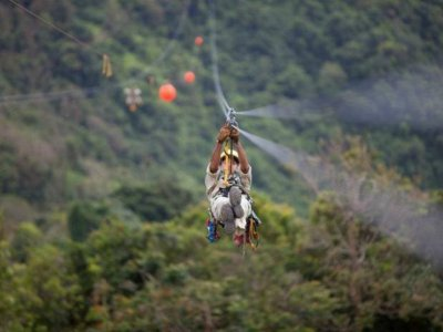 Naturaleza Extrema Expediciones Canopy
