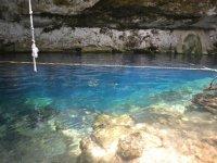 Cenote 50 mt