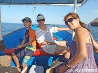 Vamos a hacer snorkel