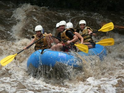 Rafting  with accommodation and meal in Jalcomulco