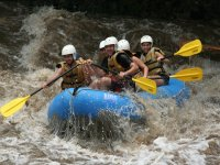 Rafting with lodging and food in Jalcomulco