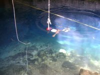 Cenote de Homun