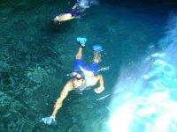 Snorkeleando
