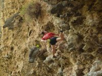 Climbing with discipline