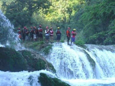 5 days of adventure in a Huasteca Potosina