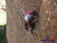 Climbing in Nuevo Leon