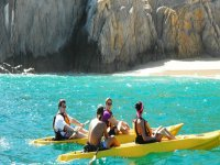 Excursion de kayak