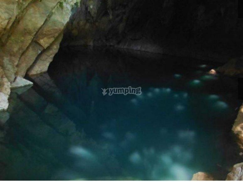 Cascada de Tamul visita guiada