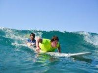 Practica de Surf Cerritos