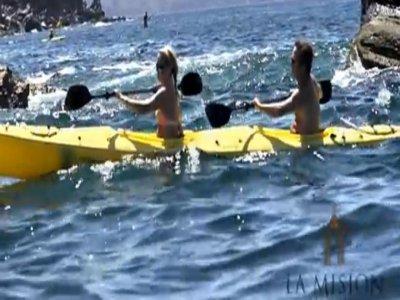La Misión Loreto Kayaks