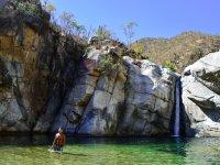 Cascada Cañón de la Zorra