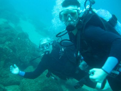 Scuba diving for beginners  in Los Cabos
