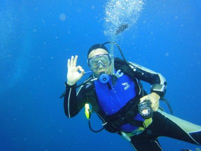 4 days diving course for beginners