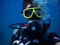 Practice diving