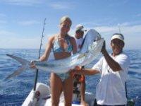 Excelente experiencia de pesca