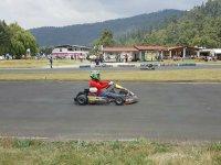 Siente la adrenalina mientras conduces tu go kart