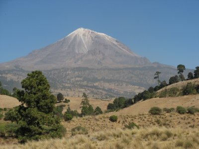 Pico Orizaba hiking
