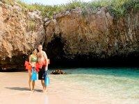 Tour de Snorkel en Parque Nacional Islas Marietas