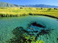 Beautiful lagoons