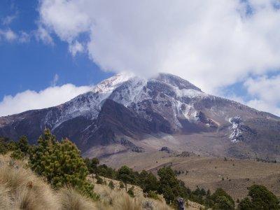 Excursión al Pico de Orizaba ruta Oriente
